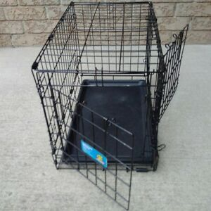 Double Door Wire Crate