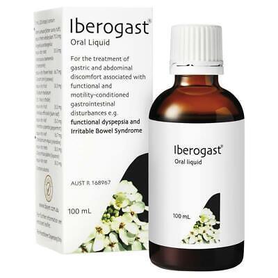 Iberogast Digestive Symptom Relief 100ml