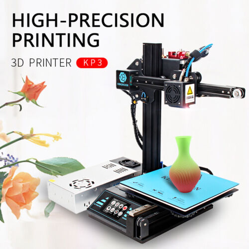 KingRoon 3D Printer High Precision Resume Print 180*180*180mm³+10M PLA Filament