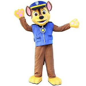 Chase- Paw Patrol Mascot for Rent- $50