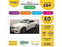 Mercedes-Benz E220 FROM £84 PER WEEK!