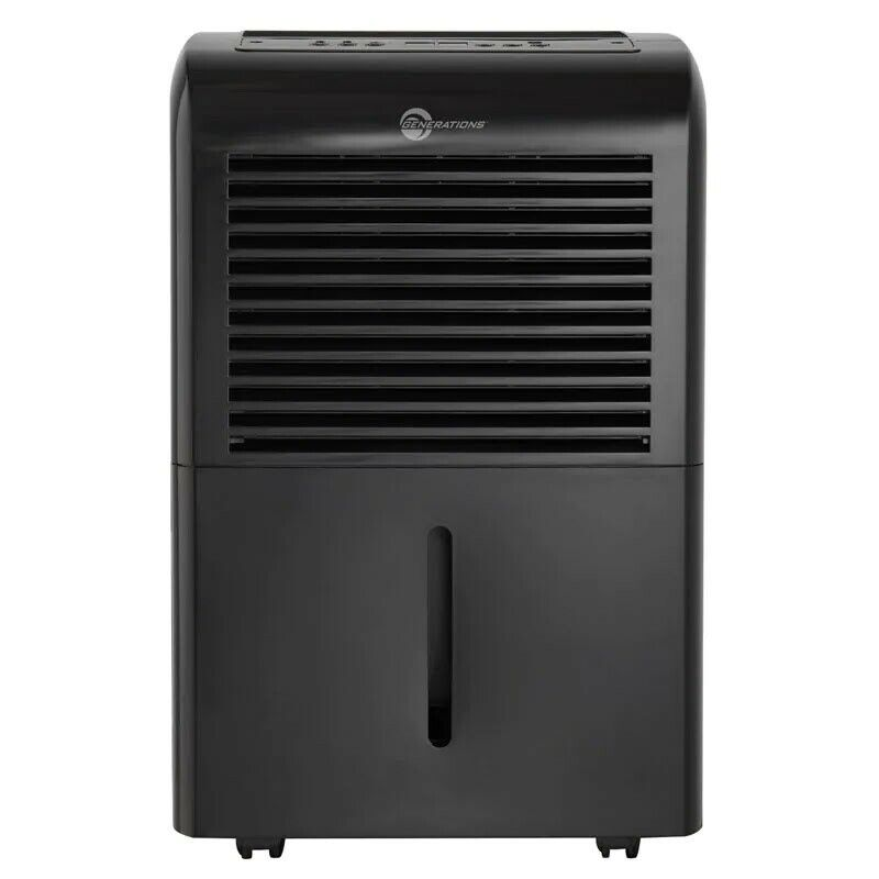 Danby 50 Pint Dehumidifier with Auto Restart Direct Drain and Remote GDR50A2C