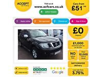 Nissan Navara FROM £51 PER WEEK!