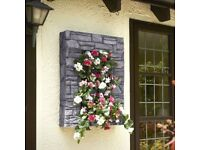 Greystone Effect Wall Planter new boxed £100 on amazon selling £50