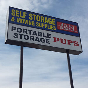 "***""SPRING INTO STORAGE"" WITH ACCESS STORAGE 80TH AVE. SE. ***"