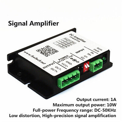 Feeltech Dc Power Amplifier Module Amp Driver For Dds Function Signal Generator