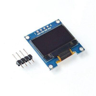 0.96 I2c Iic Spi Serial 128x64 White Oled Lcd Led Display Module For Arduino
