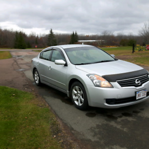 2009 nissan altima - taking offers