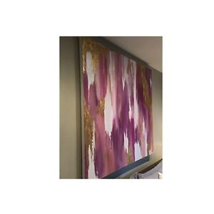 Custim abstract painting