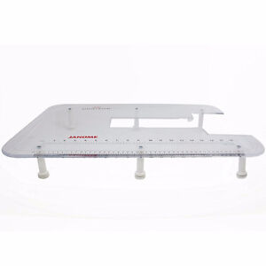 Janome Acrylic Sewing table extension
