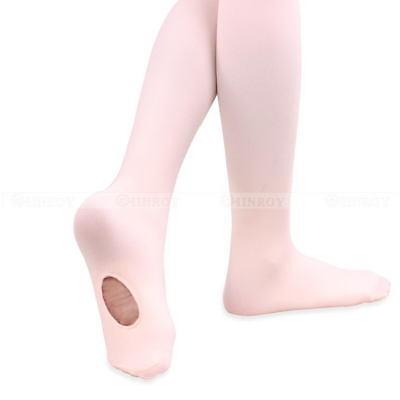 Girls Women Tights Dance Stockings Ballet Pantyhose Dancewear For Kid Adult NEW](Stockings For Girls)