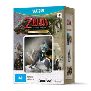 Wii-u game bundles