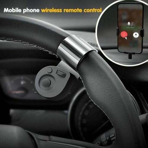 Portable Car Wireless Mobile Phone Controller Mounted Steering Wheel Navigation