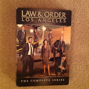Law and Order Los Angeles Complete Series