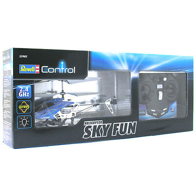 Revell Control Remote Control Helicopter