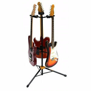 3 way guitar stand
