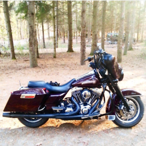 05 Harley Davidson electra glide classic