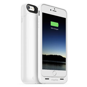 MOPHIE JUICE PACK FOR iPHONE 6 PLUS/6S PLUS (2,600 mAh) - WHITE