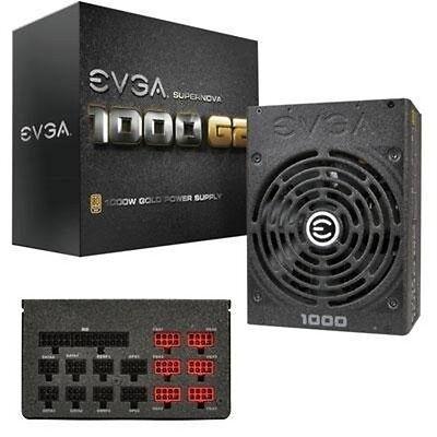 EVGA 1000W Gold Power Supply Supernova 1000G2 RH9211 Power Supply NEW