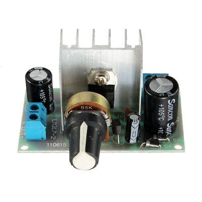 Lm317 Acdc -dc Adjustable Voltage Regulator Step-down Power Supply Module X4c3