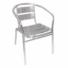 15 outdoor Used Aluminium Chairs