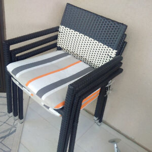 Lovely Patio or Balcony Chairs
