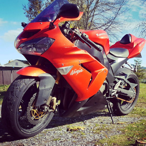 05 zx10 for trade or sale.