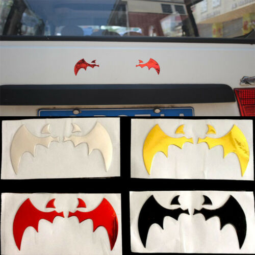 Angel wings Stickers Batwings Car Decal whimsical decals