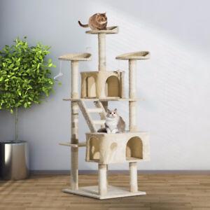 PawHut - CAT TREE SCRATCHING CONDOS- $115 & $140 -Brand New!