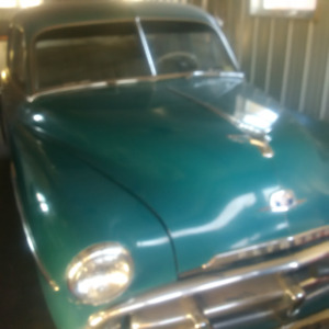 1951 Plymouth Cranbrook  Barn Find