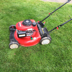 Lawn mover in good condition