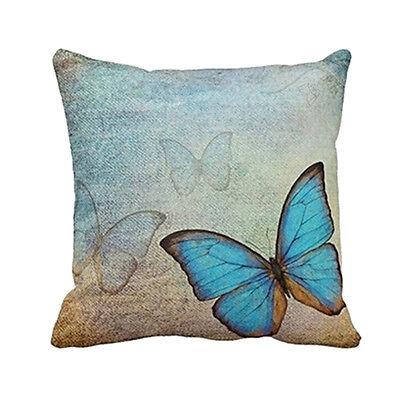 Подушка Pop Butterfly Cotton Owl Linen