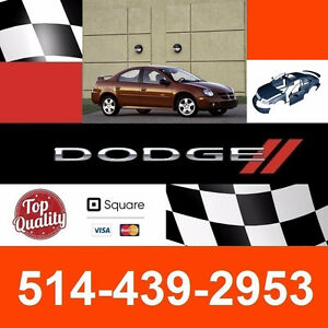 Dodge Neon ■  Ailes et Pare-chocs ► Fenders and Bumpers