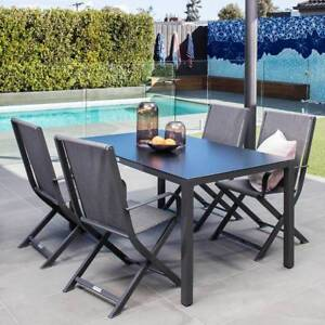 Westfield Amber 5 Piece Dining Setting (New)