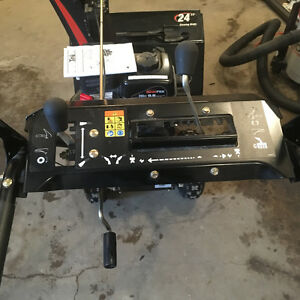 Snowblower for sale $600