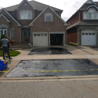 Driveway sealing OIL BASED high quality