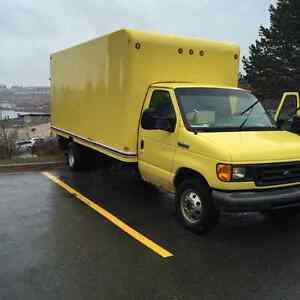Ford E450 moving truck need it gone to tomorrow