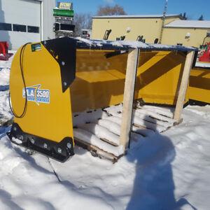 Gratte à neige réversible série 3500 HLA avec attache ALO