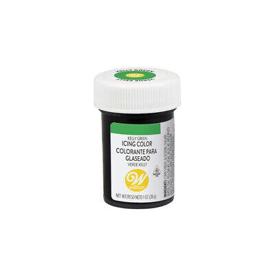 Wilton Icing Color Comestible Concentrado Gel Colorante Alimentario- Kelly Verde