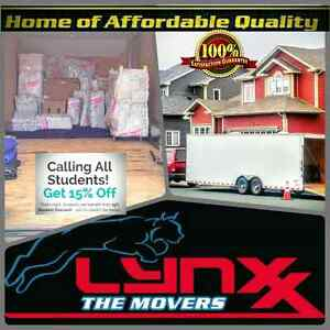 HOME & BUSINESS MOVING. Move with Confidence! 709.730.3229