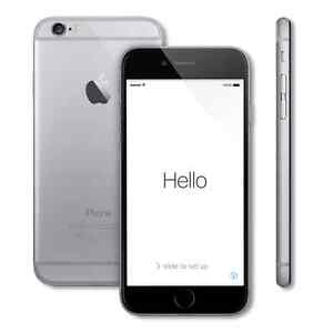 Iphone 6 128gig mint condition!!. (silver) Windsor Region Ontario image 1