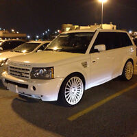 2009 Land Rover Range Rover HSE SUV, Crossover