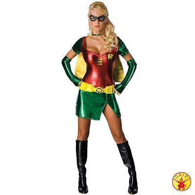 IAL Lizenz Kostüm Damen Robin aus Batman ()