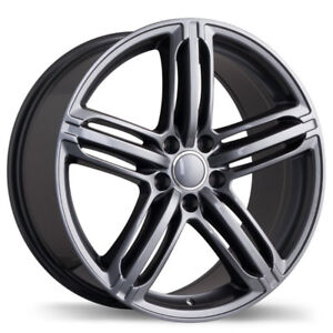 ENSEMBLE MAG ET PNEU AUDI WHEEL AND TIRE PACKAGE