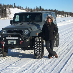 2014 Jeep Wrangler Sahara Unlimited Other