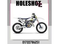 HUSQVARNA TC 125 2022 BRAND NEW MOTOCROSS BIKE UK BIKE