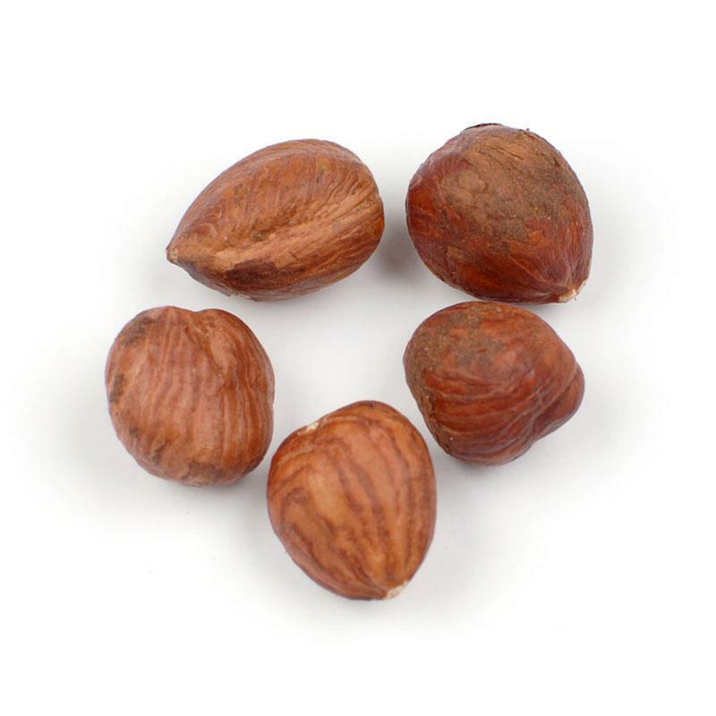Raw Whole Hazelnuts