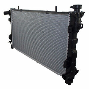 2001-2014 CHRYSLER TOWN AND COUNTRY COOLING RADIATOR