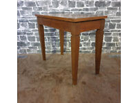 Solid Wood Console/Side Table