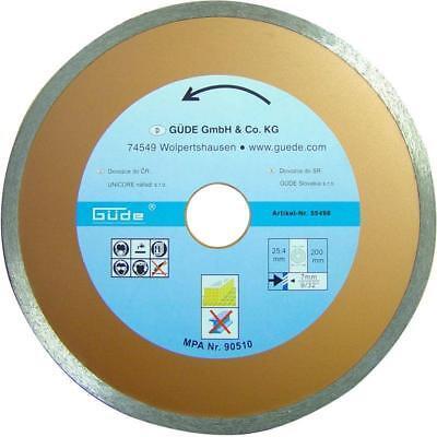 Güde Diamantscheibe 200x25,4 mm für G55374 Güde Radialfliesenschneider RFS 200